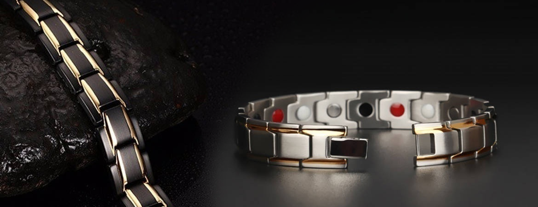 Apyrankės su magnetais